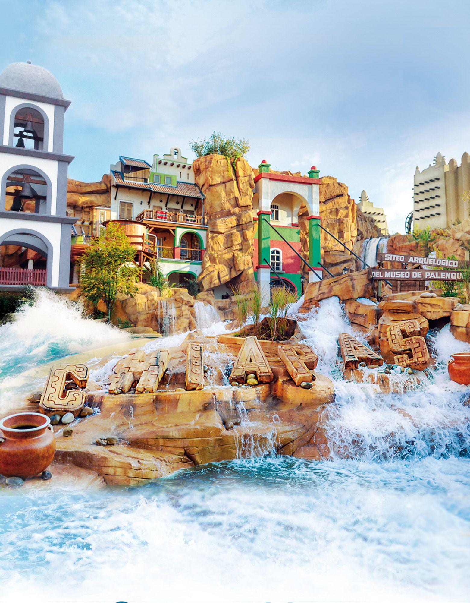 Chiapas Die Wasserbahn Phantasialand Chiapas Wasserbahn Freizeitpark Phantasialand Freizeitpark Chiapas Phantasialand