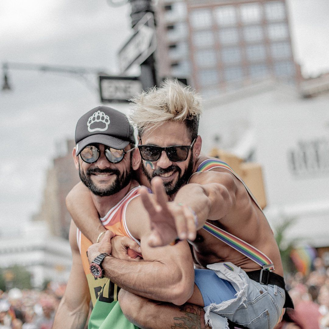 Gay daddy meet