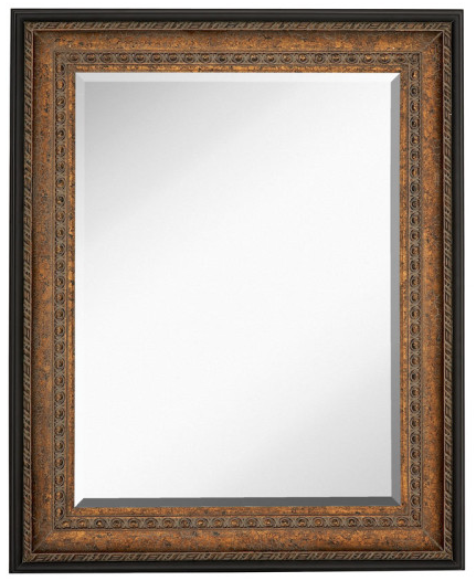 INFORMATION: Features: Frame Material: Wood Brand: Majestic Mirror ...