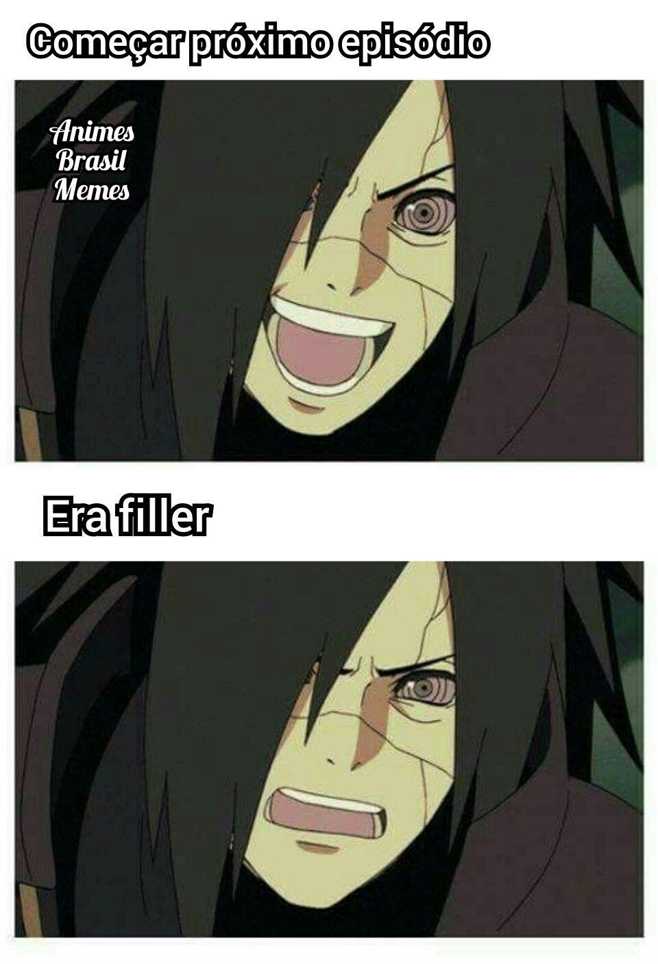 "Curta a página ""Animes Brasil Memes"" no Facebook! Memes"