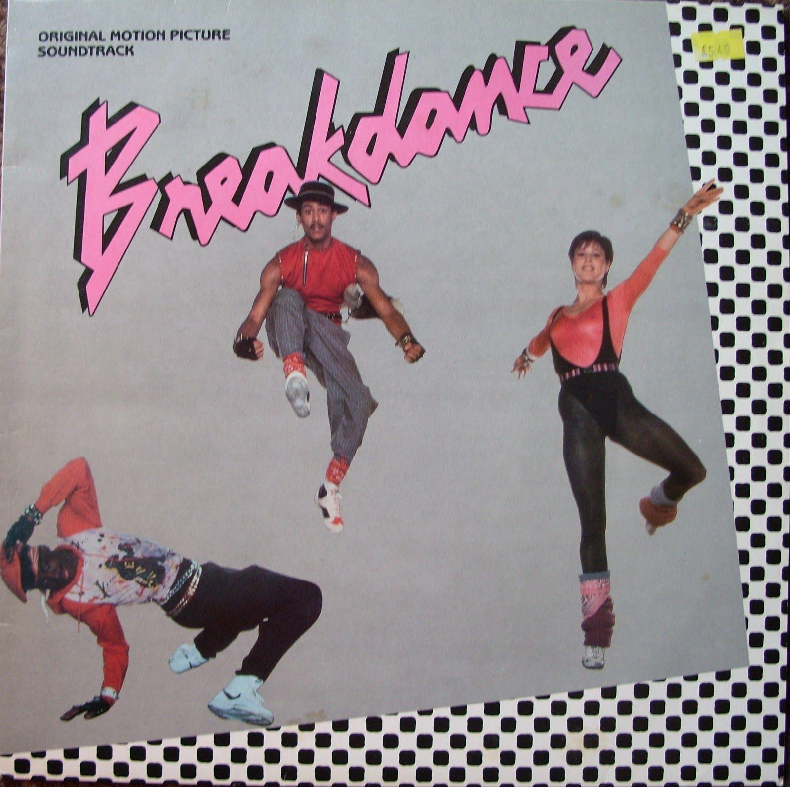 Breakdance Film 80er