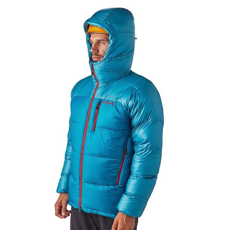 quality design 47702 c20af Freaking awesome: The Patagonia Fitz Roy Down Parka.   Gear ...