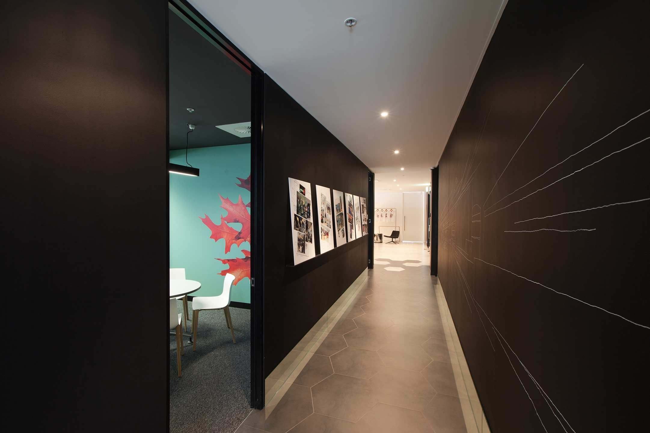 red design group melbourne office interiors pinterest red