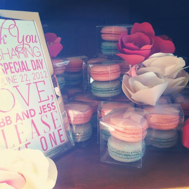 cutest favor station ever    me oh my!: Sneak Peek :: Robb and Jess Wedding