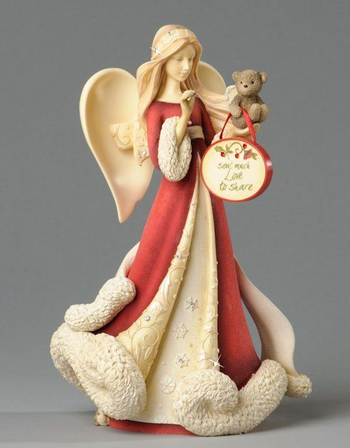 angeles de porcelana china buscar con google christmas figurines christmas angels xmas - Christmas Angel Figurines