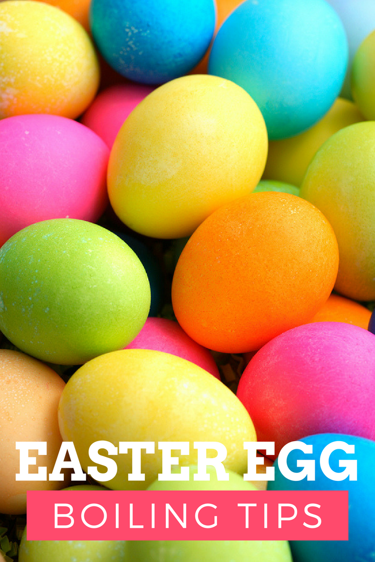 Easy Easter Egg Boiling Tips Coloring Eggs Coloring Easter E