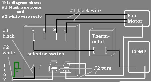central air conditioner wiring diagram diagram, ac units, wire Home Elevator Wiring Diagram