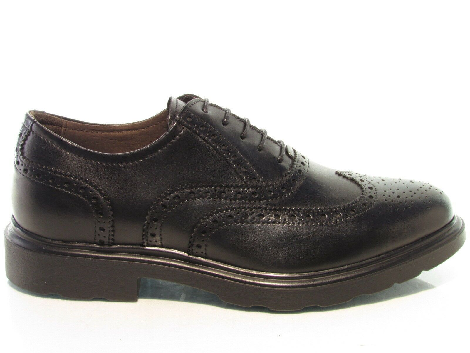 Nero Giardini A705283U scarpe uomo eleganti stile inglese