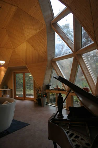 Dome Home Design Ideas: Geodesic Dome Homes
