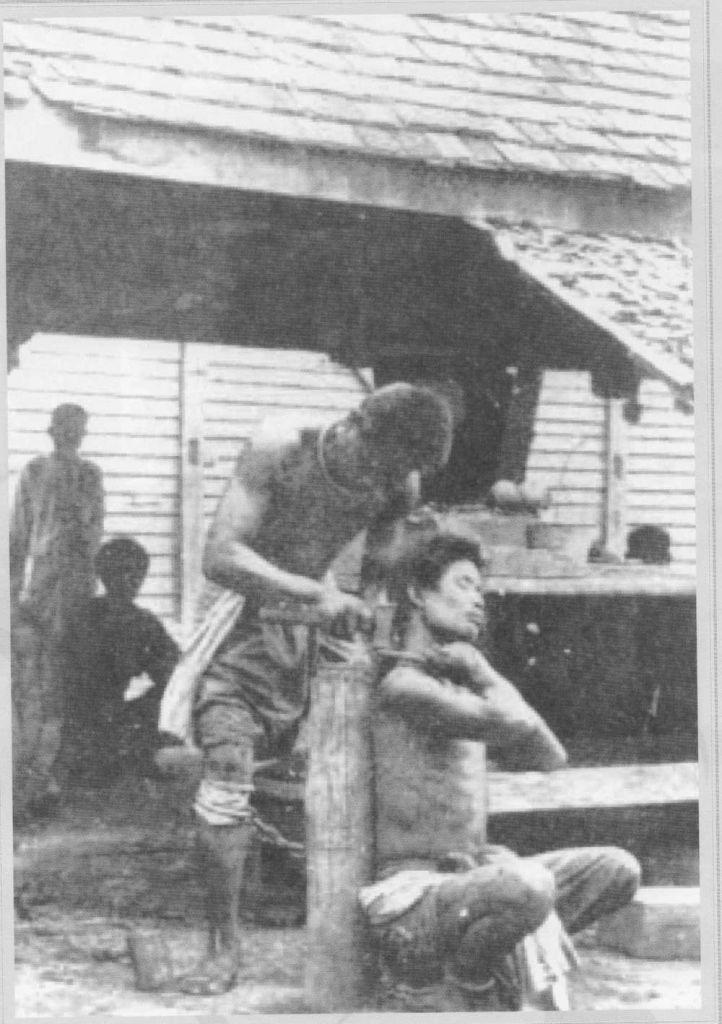 public executions | Siam public execution