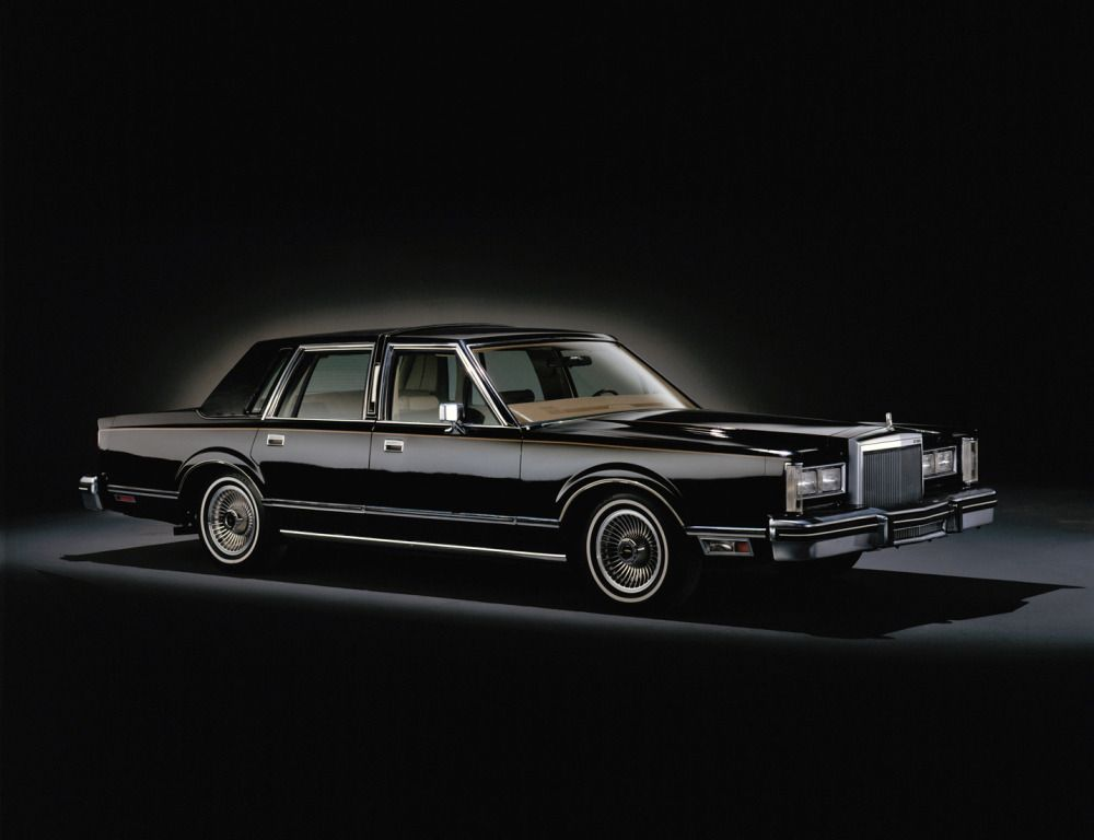 1980 Lincoln Town Car Lincoln 1980 1984 Pinterest Lincoln
