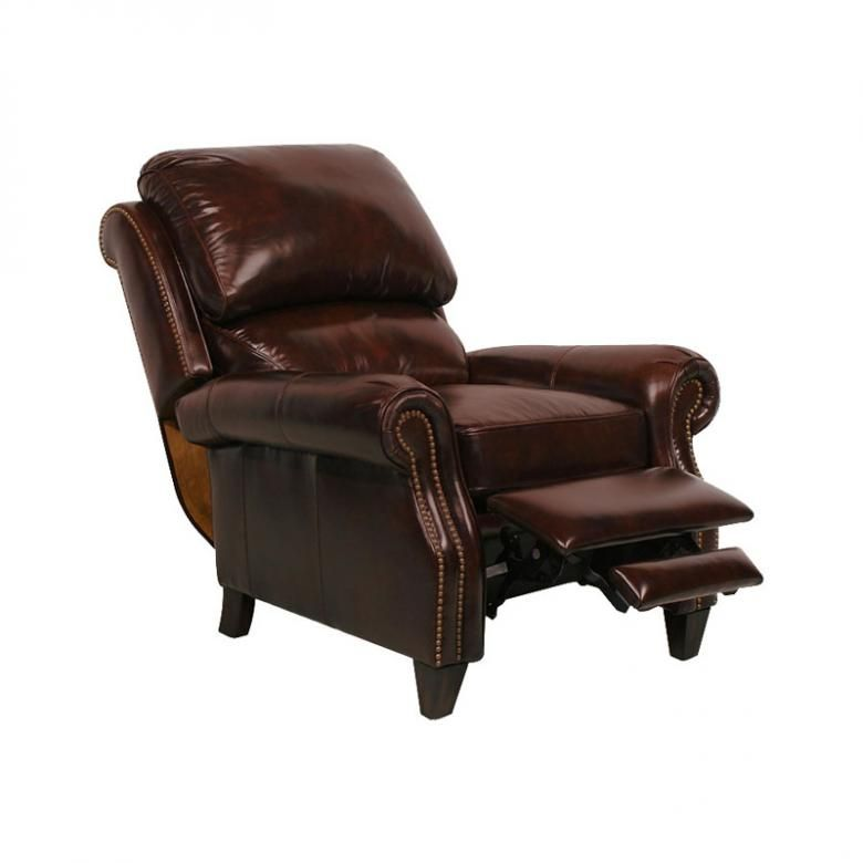 the churchill ii leather recliner from barcalounger living room rh pinterest com