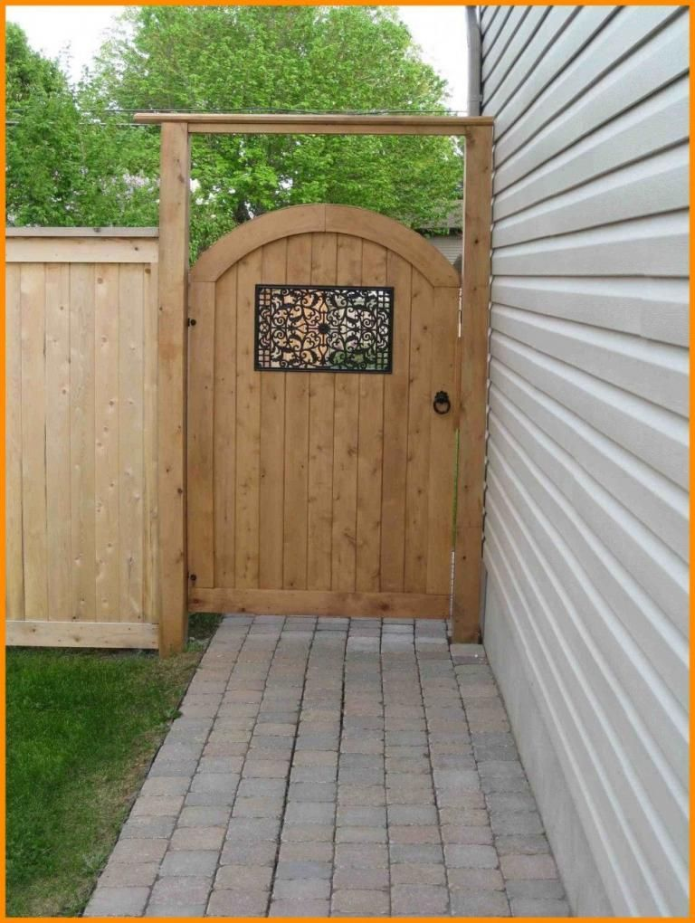 Amazing And Nice Wooden Fence Door Ideas Design To Protect Your Home Backyard Gates Wooden Fence Gate Wood Fence Gates