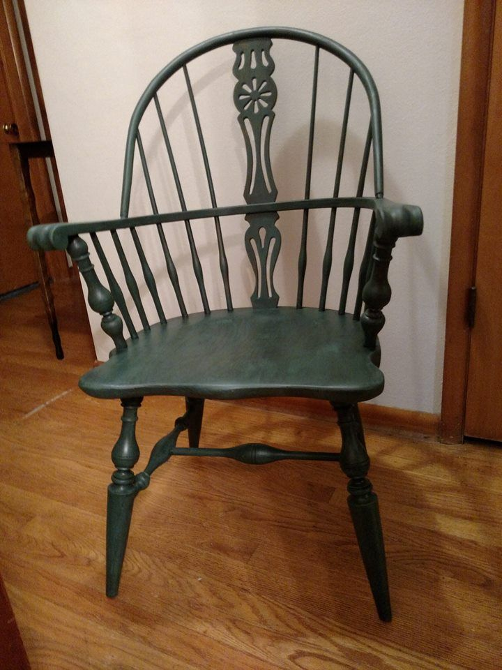 Molly McKay Gave This Chair A Makeover With Some Palmetto And The New U0026  Improved Best