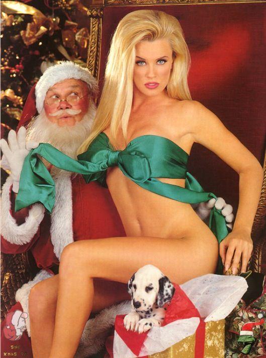 nude santa Jenny mccarthy