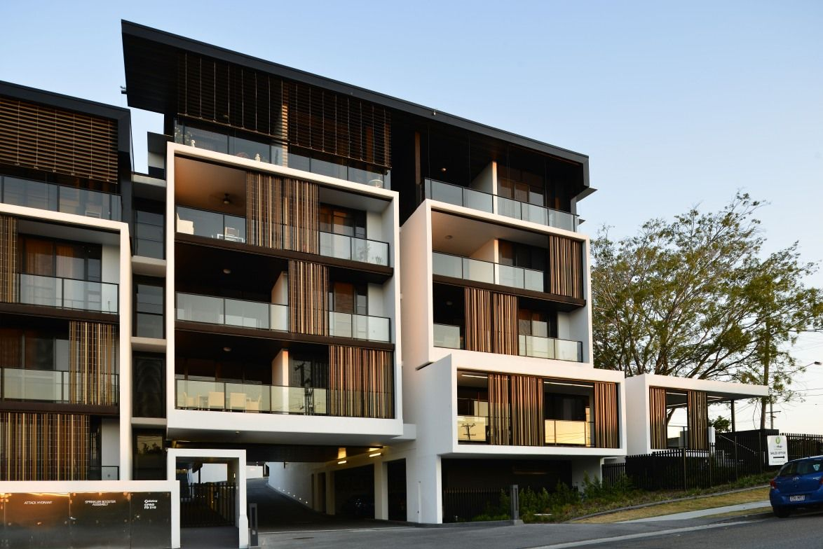 Multi Residential Architecture