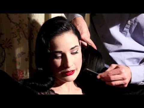VIDEO: Dita Von Teese on the history of her hair