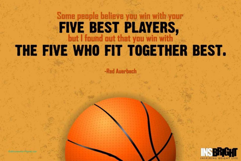 Popular and Inspirational Quotes:Inspirational Basketball Quotes