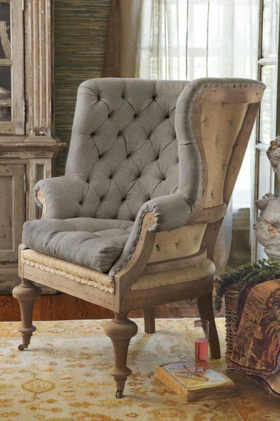 Chair, Wingback Chair, Outdoor