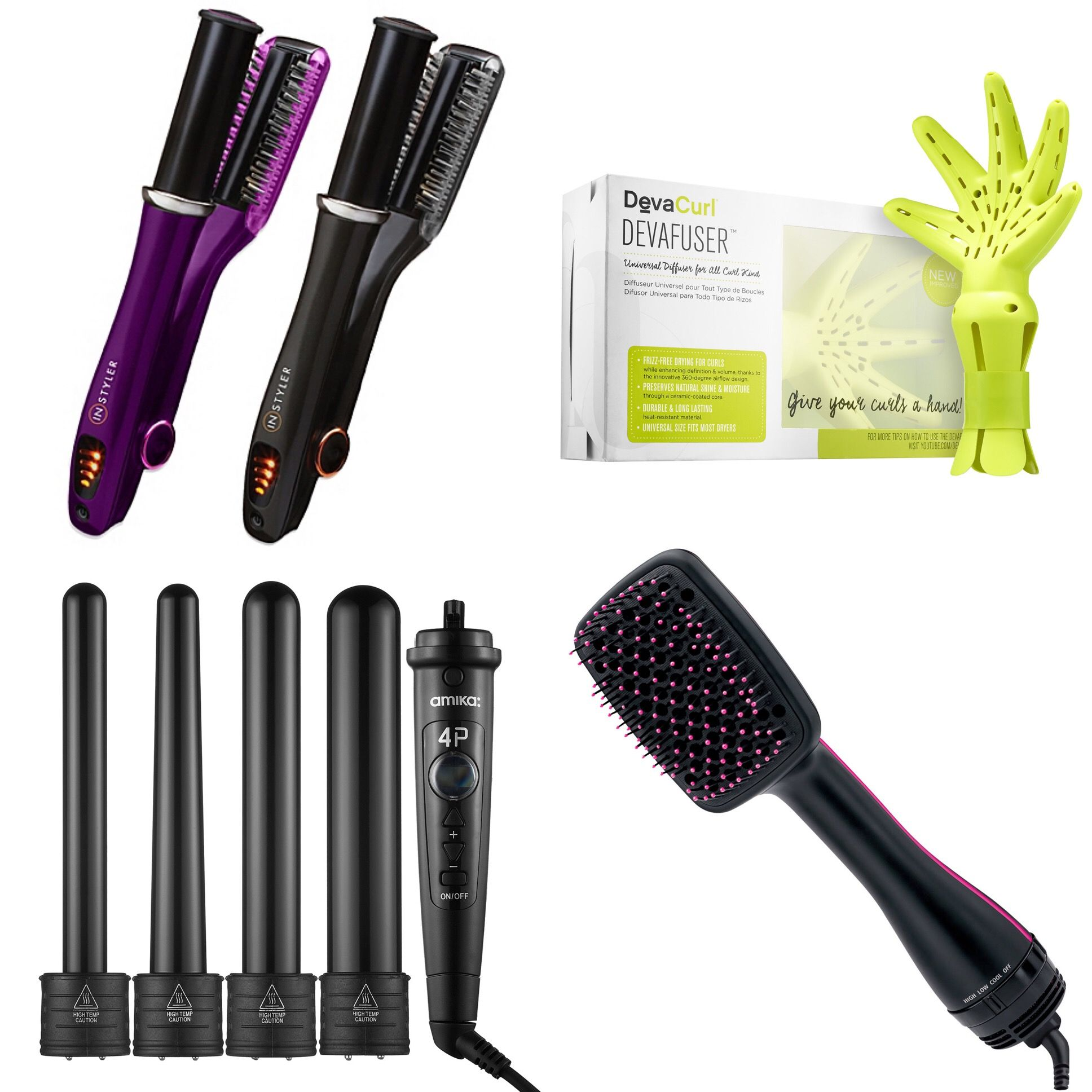 10 Hair Styling Tools That Will Revolutionize The Way You Do Your Hair Hair Tools Hair Hair Styles