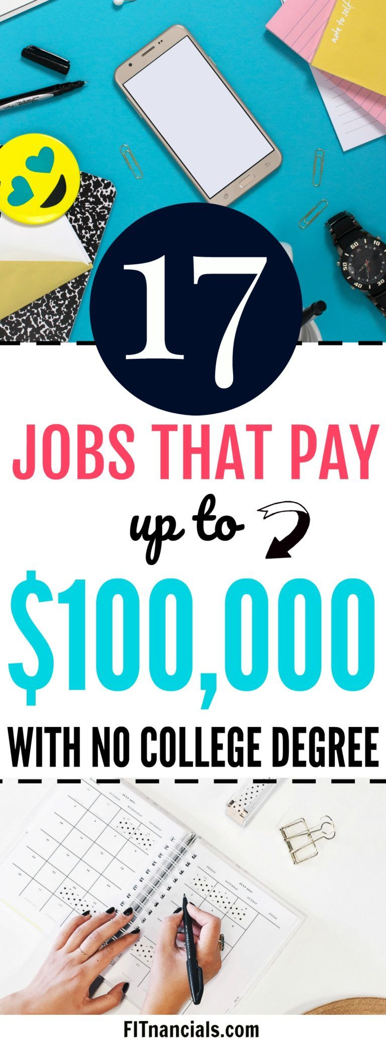 12 Jobs That Pay Up To 100,000+ A Year With No College