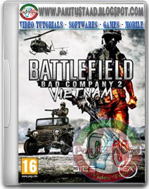 Battlefield Bad Company 2 Vietnam Pc Game Download Pc Games