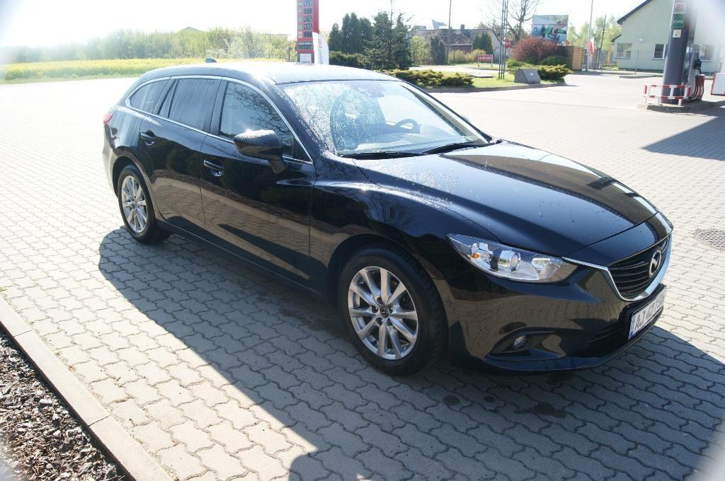 Mazda 6 2 0i Skyactiv Absolutnie Bezwypadkow Vat23 5654990195 Oficjalne Archiwum Allegro Mazda 6 Mazda Bmw Car