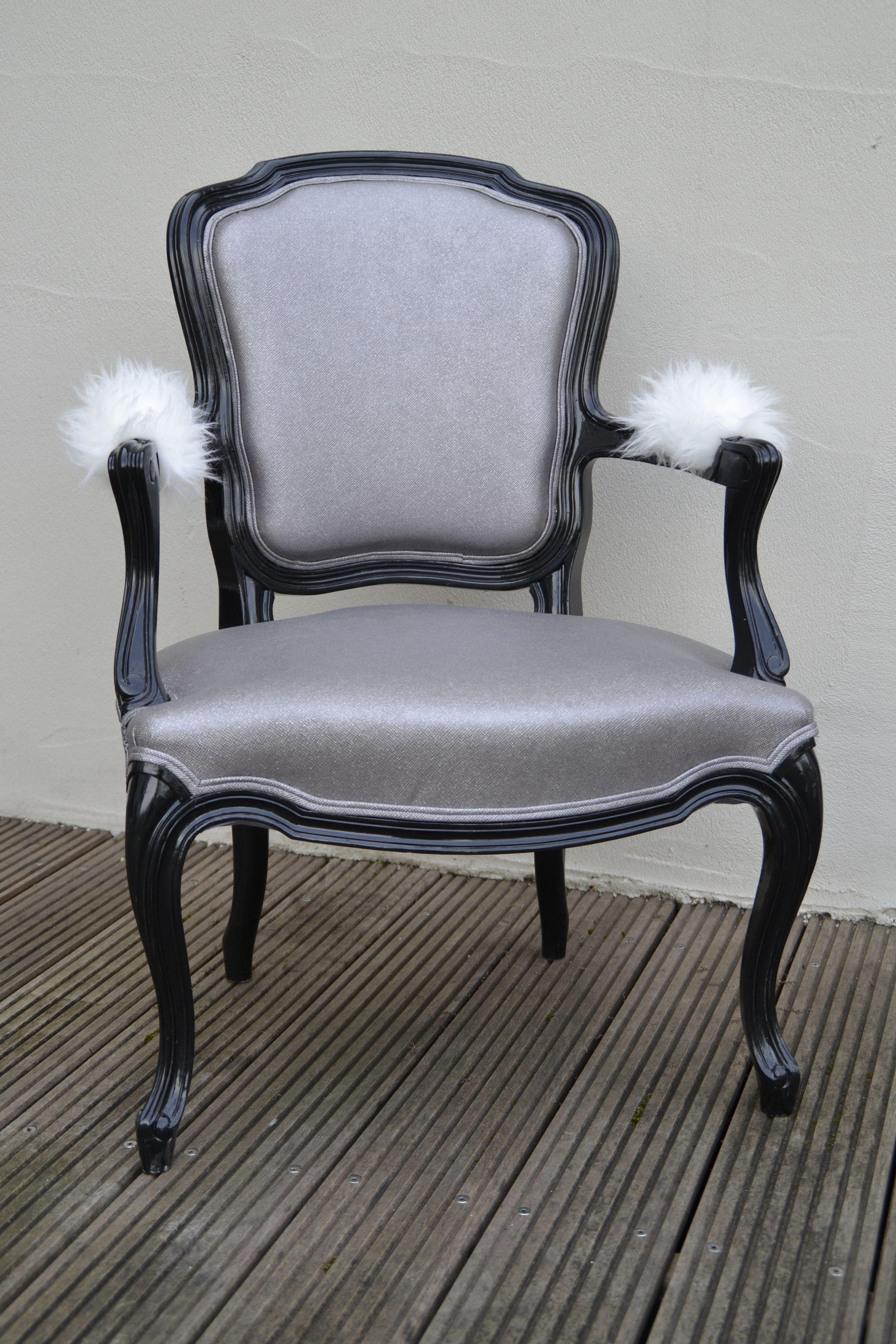 Relooker Un Fauteuil Voltaire fauteuil cabriolet louis xv fait par atelier mon beau