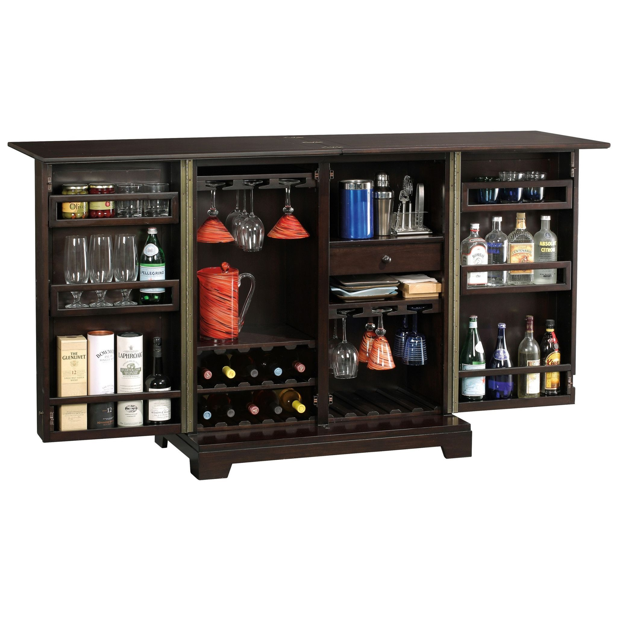 wine liquor mountain miller armoire bar howard cool red cabinets and cabinet