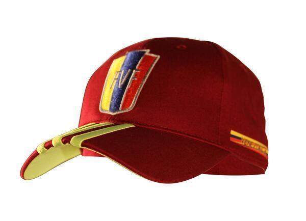 cd9a38d717aa2 Gorra Vinotinto Selección de Fútbol venezolano!!