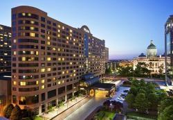 Neighborhoods Indianapolis Hotels Westin Indianapolis