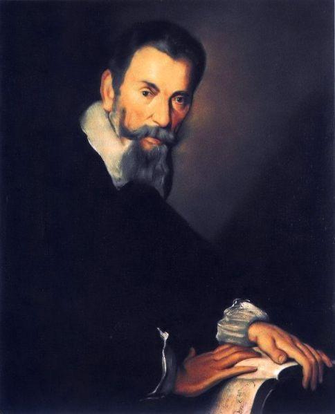 Claudio Monteverdi (May 15, 1567 - November 29, 1643) Italian composer, singer and violin player.