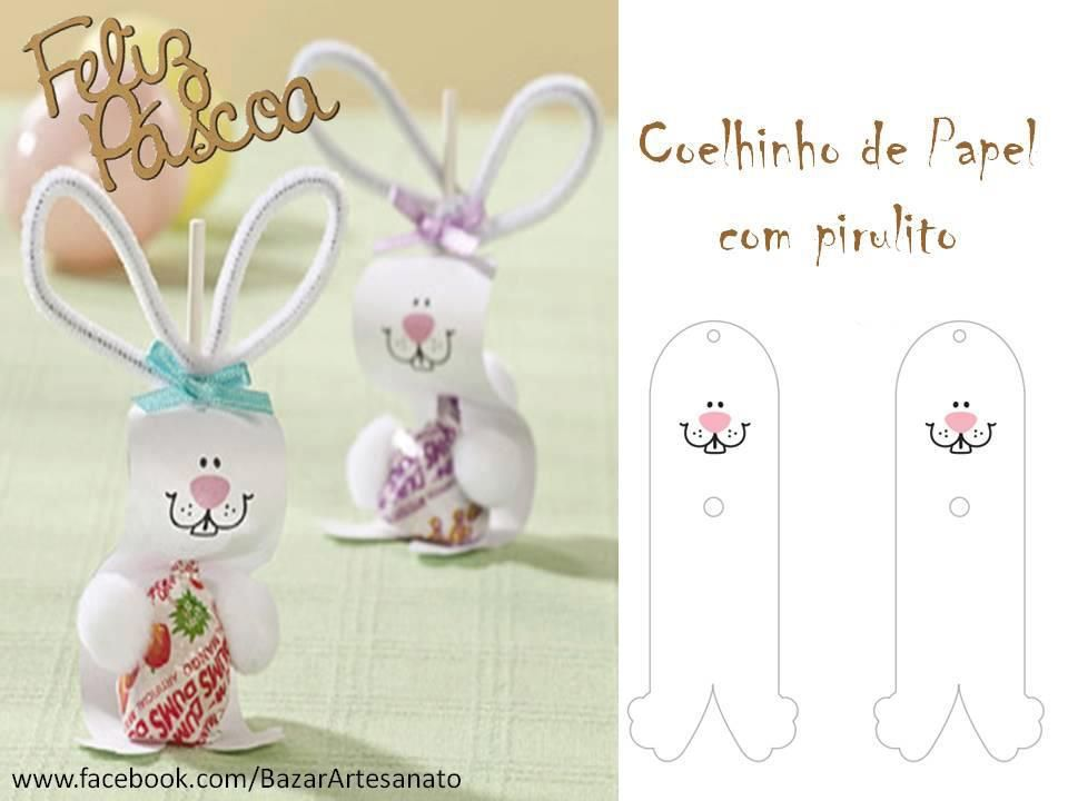 Easter craft ideas bunny lollipop holiday easter craft ideas easter craft ideas bunny lollipop negle Gallery