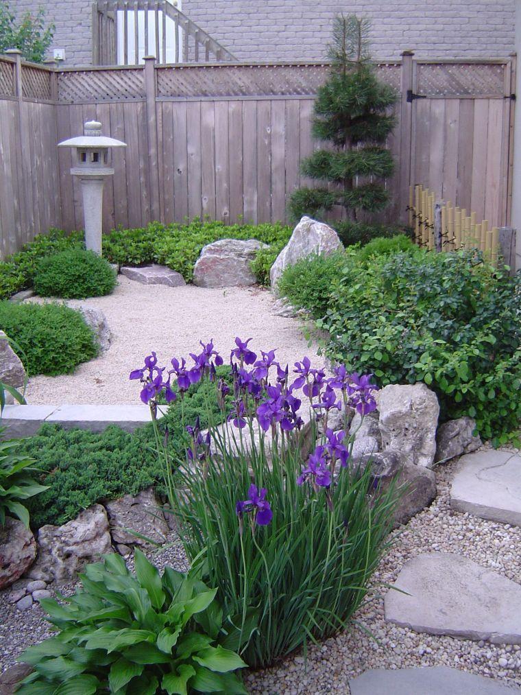 Petit jardin japonais 100 id es pour am nager un ext rieur d 39 ambiance zen et moderne garden - Petit jardin japonais exterieur ...
