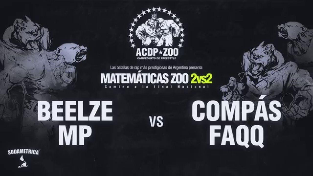 Beelze - Mp vs Compas - Faqq (Semifinal) A Cara De Perro Zoo (ACDP) Matematicas 2vs2 2016 Buenos Aires -  Beelze - Mp vs Compas - Faqq (Semifinal) A Cara De Perro Zoo (ACDP) Matematicas 2vs2 2016 Buenos Aires - http://batallasderap.net/beelze-mp-vs-compas-faqq-semifinal-a-cara-de-perro-zoo-acdp-matematicas-2vs2-2016-buenos-aires/  #rap #hiphop #freestyle