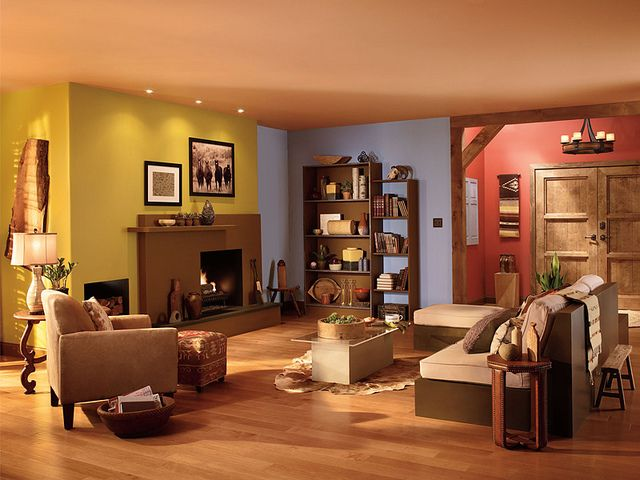 santa fe today southwestern decorating home interior on decorator paint colors id=82191
