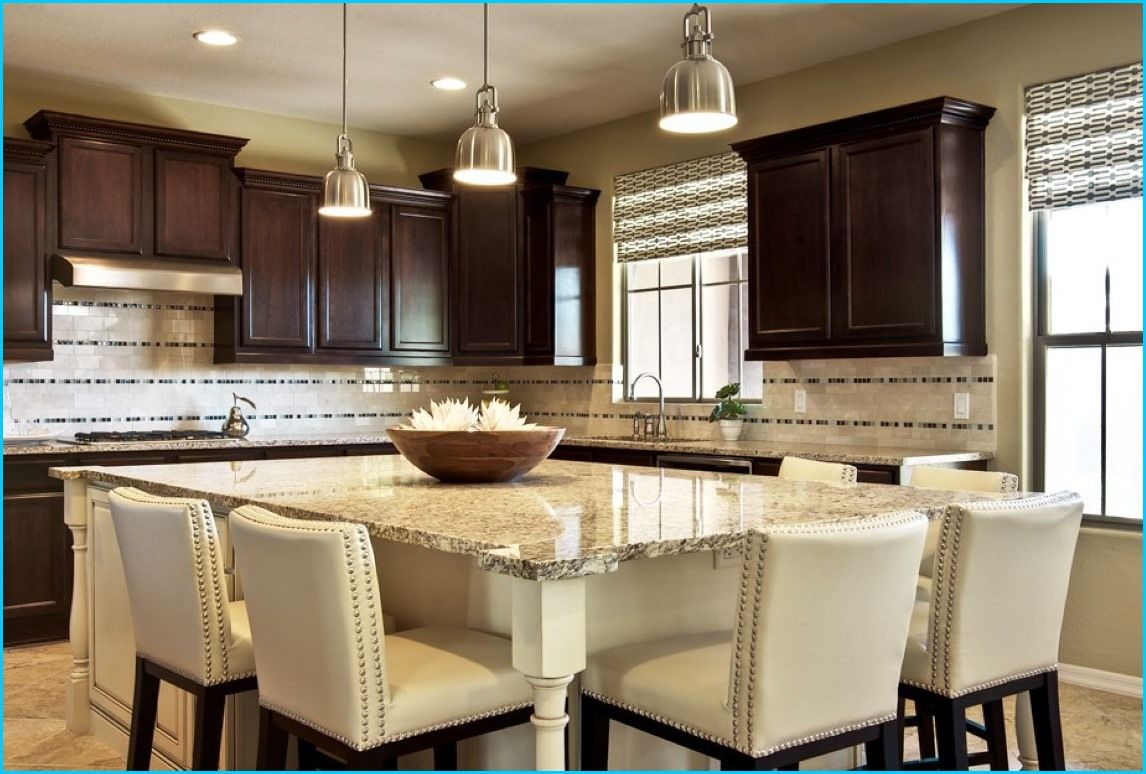 Large Kitchen Islands With Seating For 6