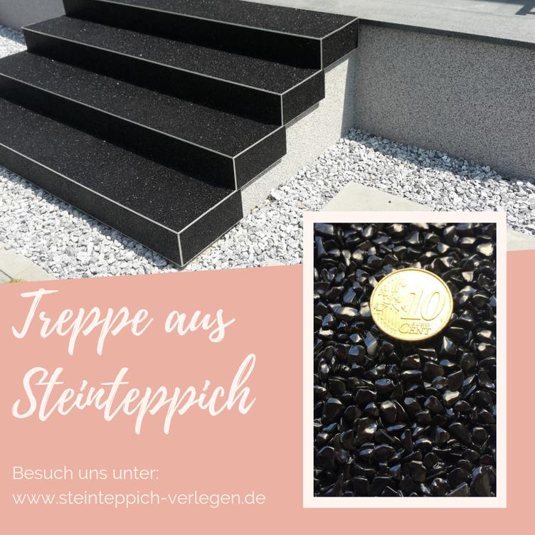 Steinteppich Treppe Treppenrenovierung Regionale Steinteppich Anbieter In 2020 Treppe Sanieren Treppenrenovierung Treppe
