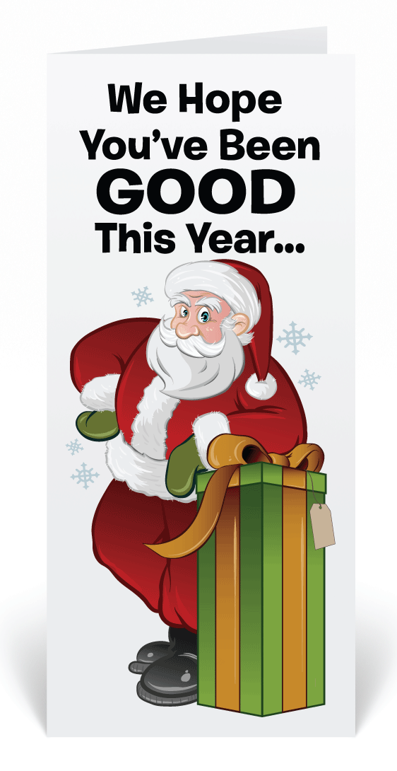 Funny santa claus christmas holiday cards funny cartoon santa funny santa claus christmas holiday cards funny cartoon santa business greeting card humorous santa christmas cards for business printed holiday greeting colourmoves