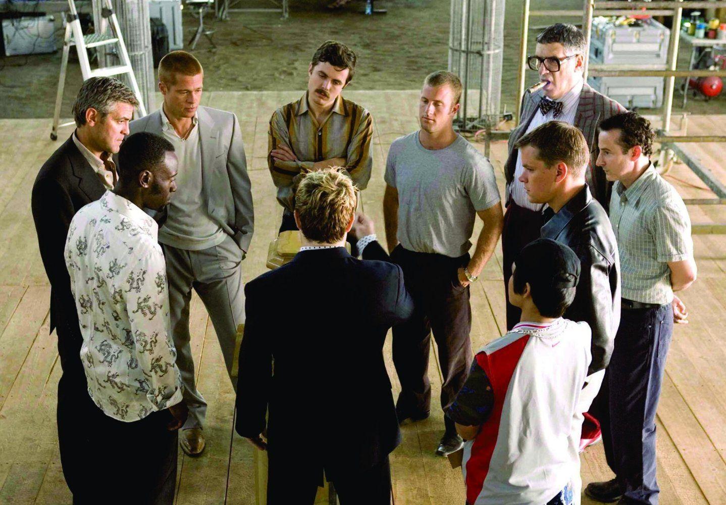 Ocean's Twelve (Uno más entra en juego) (2004) - IMDb