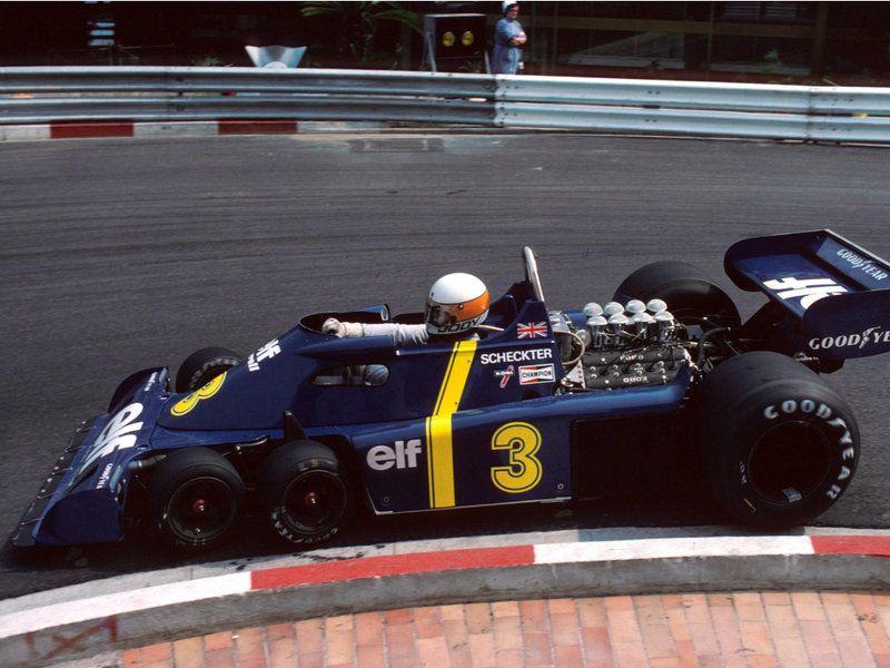 Gallery (Sky Sports) Jody scheckter, Monaco grand prix