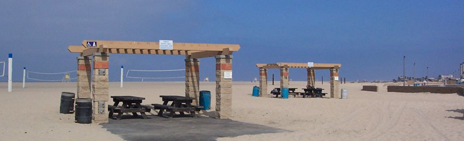 Beaches Are Parks Huntington State Beach California Busy But Fun
