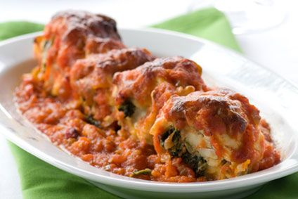 Baked Monkfish and Tomato Loaf (advanced)