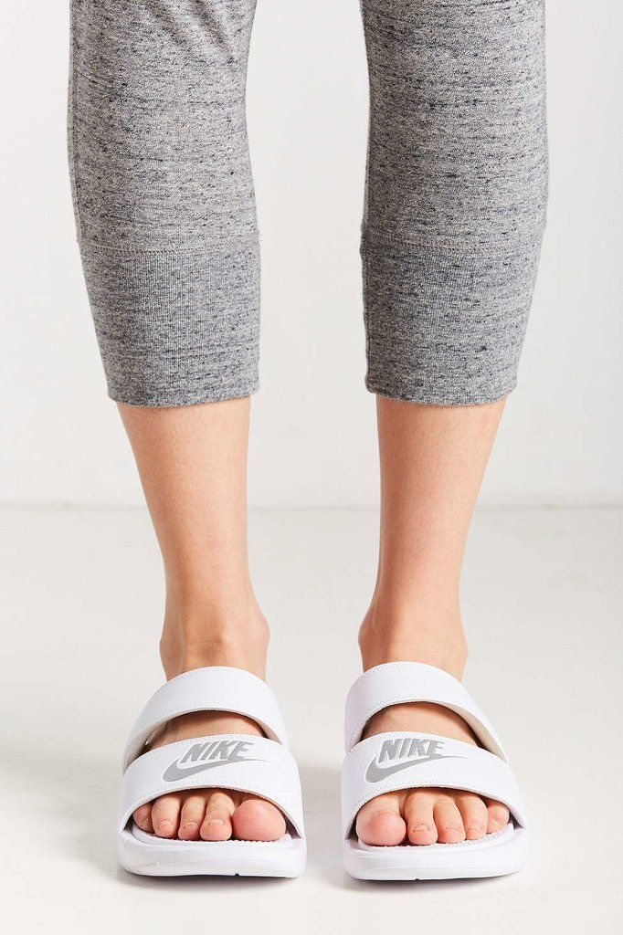 b6a022fccd5ed Nike Benassi Duo Ultra Women s Slide Sandals - Hawkins Footwear and Sports  - 6