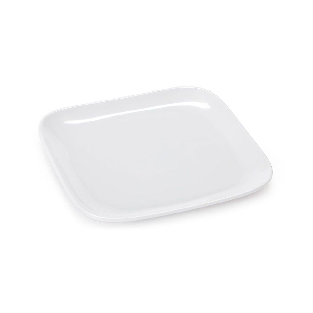Siciliano Dinnerware 9.5 inch Square Coupe Plate White Melamine/Case of 12 Dinner Plate  sc 1 st  Pinterest & Siciliano Dinnerware 9.5 inch Square Coupe Plate White Melamine/Case ...