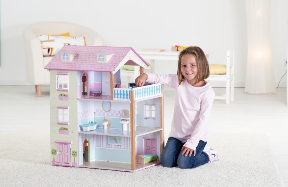 Puppenhaus Und Zubehör Puppenstube Günstig Online