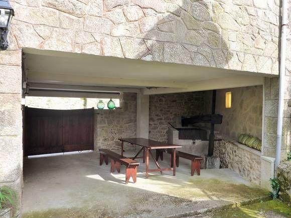 Pontevedra mora a casa rural casa de alicia casa t pica gallega de piedra con capacidad para - Casa tipica gallega ...