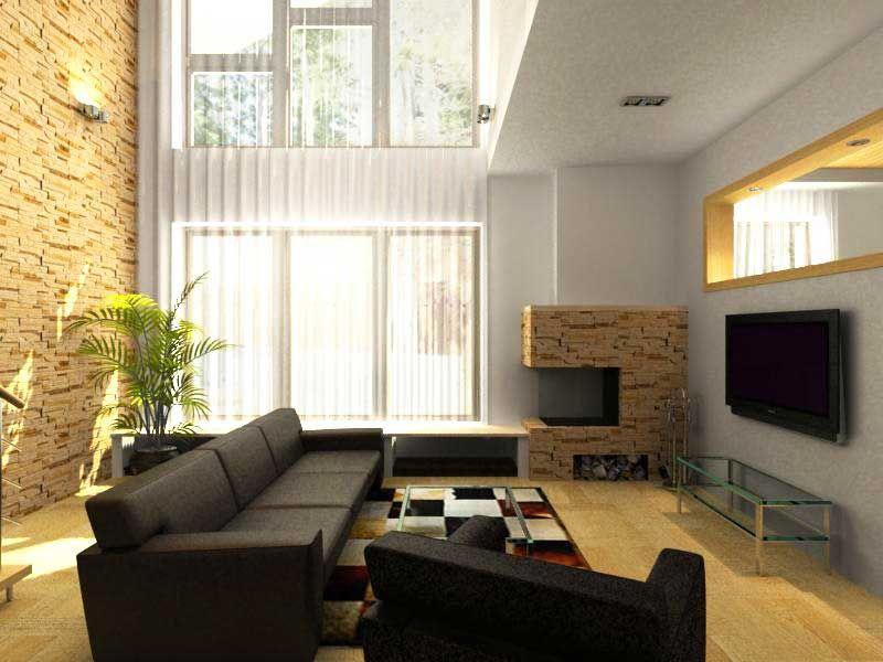 Tips Desain Ruang Tamu Kecil Dengan Mudah Http Www Rumahidealis