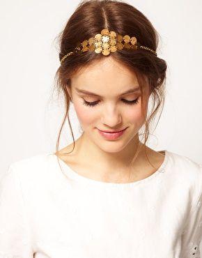 Headband Asos Accessoires Cheveux Bijoux Cheveux Cheveux