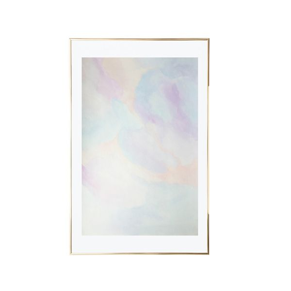 Cotton Candy Original Pastel Painting